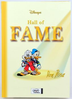 Disneys Hall of Fame Band 1 signiert von Don Rosa, Ehapa